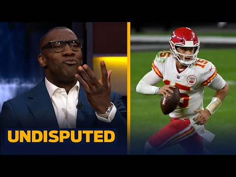 Patrick Mahomes is the NFL MVP and it's not even close — Shannon Sharpe | NFL | UNDISPUTED