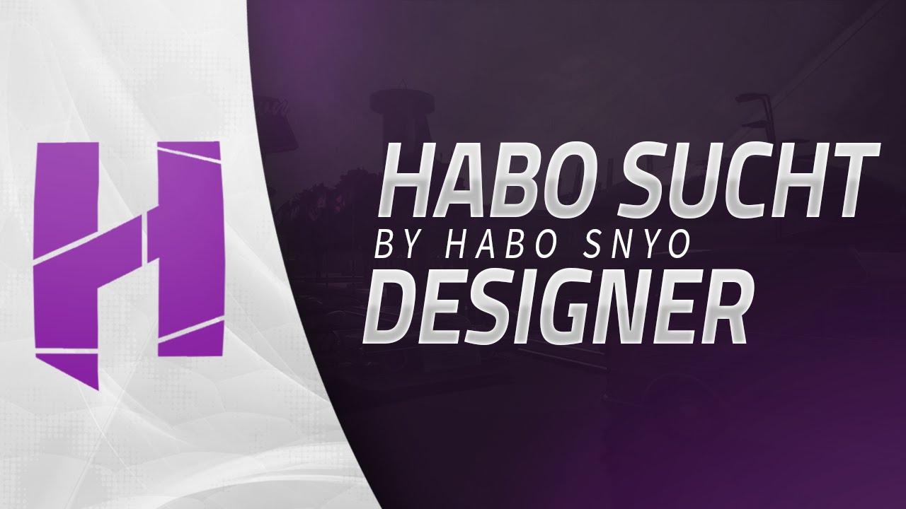 HABO SUCHT DESIGNER | 120 SEKUNDEN NUKED OUT | Snyo - YouTube