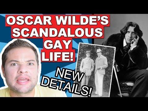 Oscar Wilde's Scandalous Gay Life - Hidden History