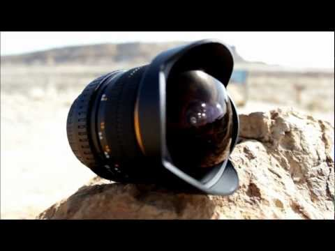 Rokinon 8mm F3.5 Fisheye Test