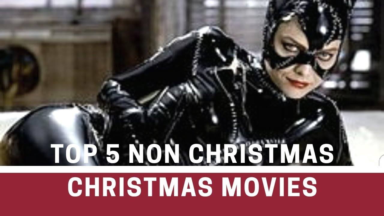 Top 5 Non-Christmas Christmas Movies - Vlogmas Day 14 - YouTube