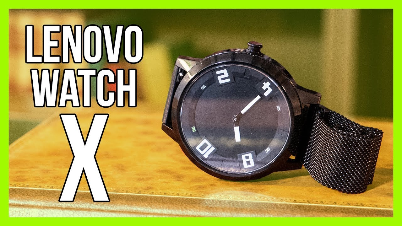 Lenovo Watch X Review - Why You Shouldn't Buy One...
