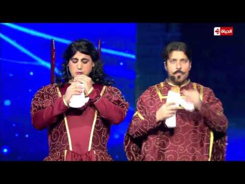 فيديو محمود فوعاني وعلي منصور في برنامج نجم الكوميديا HD