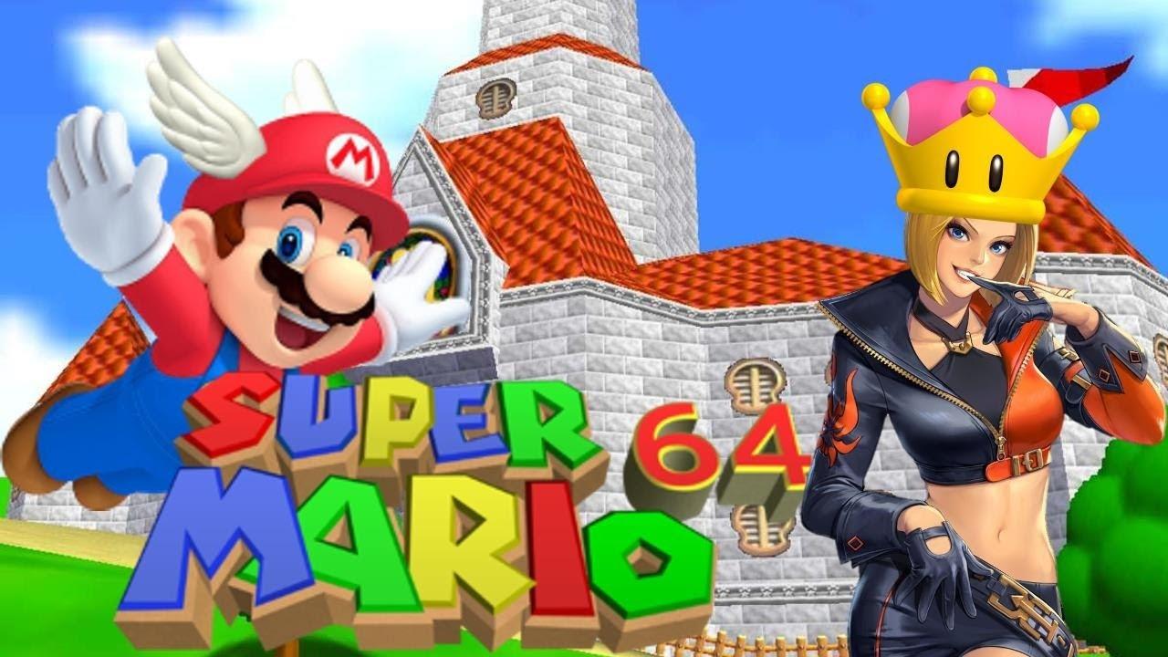 (Parte 5) Super Mario 64. | Vamos por más estrellas