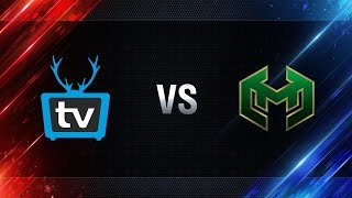 Carpe Diem vs WePlay - day 3 week 7 Season I Gold Series WGL RU 2016/17