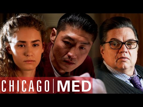 Monday Mourning   Chicago Med