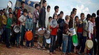 أخبار الآن - الفاو تحذر من نقص غذائي في سوريا واليمن