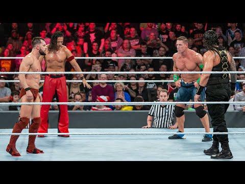 Star-studded Royal Rumble Match final 4s: WWE Playlist