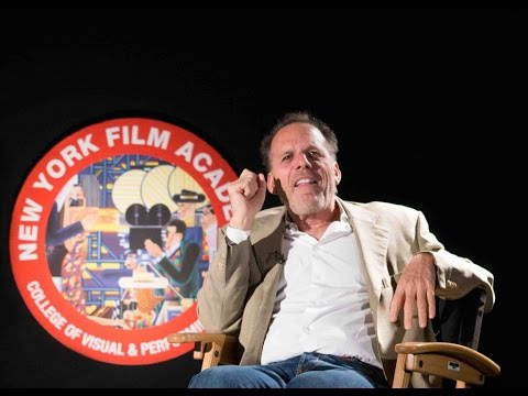 Discussion with Producer Jack Rapke at New York Film Academy