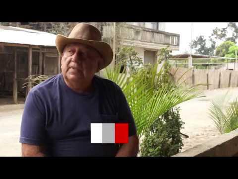 Microinformativo Yo Soy de Chone - Mantenimiento vial en zona rural de Chone