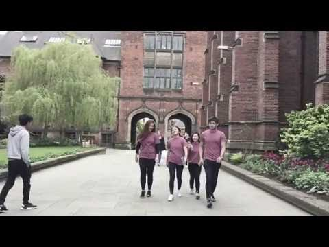 Newcastle University Hong Kong Society's Running Man Trailer
