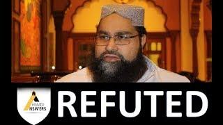 Tahir Ashrafi EXPOSED - Lies Against Ahmadiyya