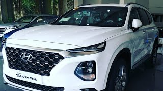 2019 All New Hyundai Santa Fe - First Look !!