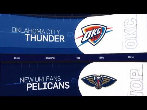 New Orleans Pelicans vs Oklahoma City Thunder Game Recap | 2/14/19 | NBA