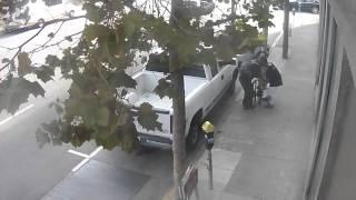 My bike getting stolen