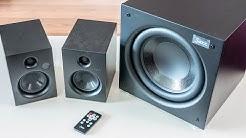 Saxx airSOUND AS30 + deepSOUND DS10 - Klangdemo