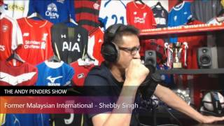 Shebby Singh Raves About Fandi Ahmad