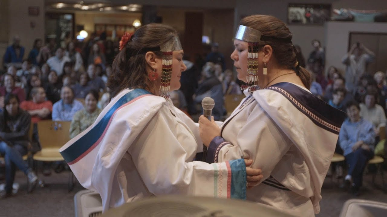 Image result for inuit throat singing