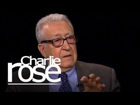 Lakhdar Brahimi | Charlie Rose