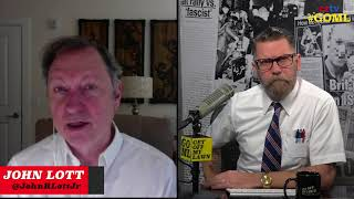 John Lott talked to Gavin McInnes on CRTV about crime by illegal immigrants