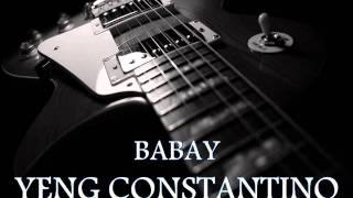 Watch Yeng Constantino Babay video