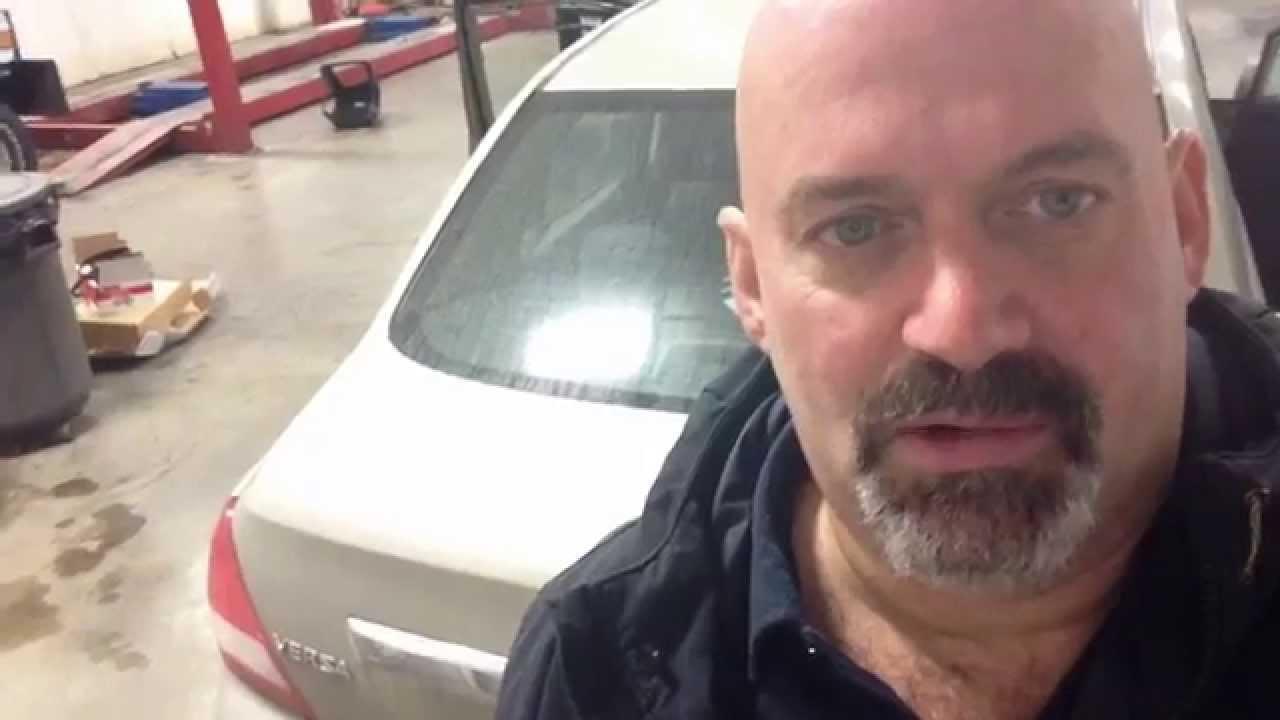 Nissan Versa Heater Blower Motor Fan Replace - YouTube