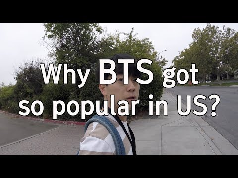 Why BTS got so popular in US? [Korean perspective] - YouTube