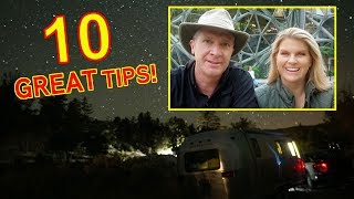 RV CAMPING IN COLD WEATHER -- 10 TIPS!