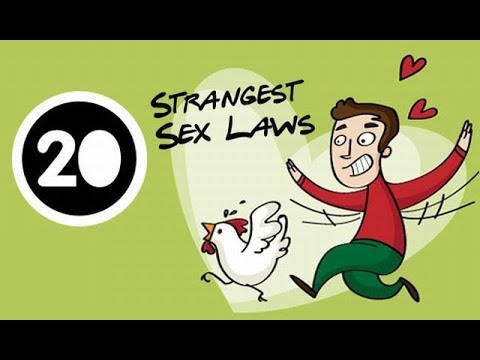 Top 5 strangest Sex laws From Around The World! - Entertainment - Learn Too Fast # 3