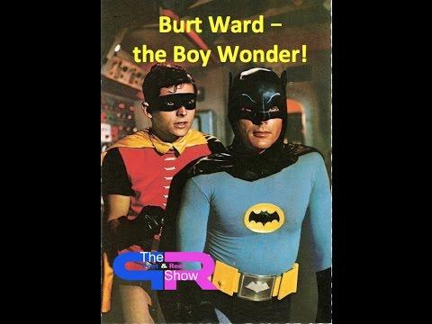 Burt Ward - The Boy Wonder!