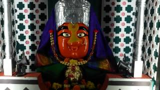 Gharguti Ganpati Decoration 2014-Mahurgad Darshan