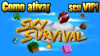 COMO ATIVAR VIP - SkySurvival!
