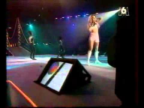 20 FINGERS feat  ROULA   Lick It Live @ Dance Machine 6 TV LQ 1994