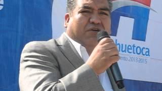 BENITO JIMÉNEZ alcalde de Huehuetoca ENTREGÓ RECURSOS ECONÓMICOS A ESCUELAS DEL MUNICIPIO. parte 2