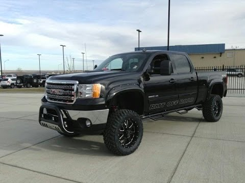 Casper, WY Lifted 2014 GMC Sierra 2500HD Diesel RMT HD4 ...