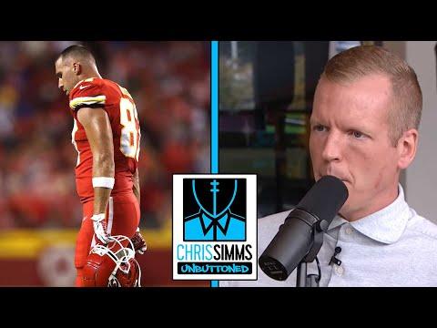 Kansas City Chiefs have a major 'talent level' problem | Chris Simms Unbuttoned | NBC Sports