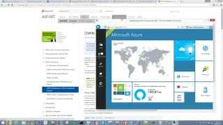 Azure Web Apps – Try it and web development will never be the same