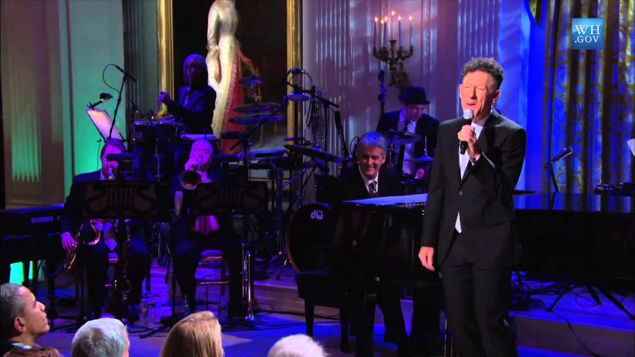 "lyle lovett performs ""always something there to remind me"" 