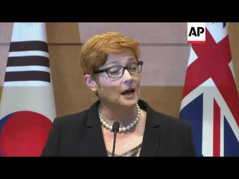 Australia 'united' with SKor over North's nuclear programme
