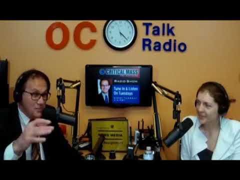 Episode 1055 - Critical Mass Radio Show - Ally Spinu