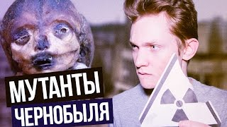Чернобыль | Жуткие мутанты | Вся правда!