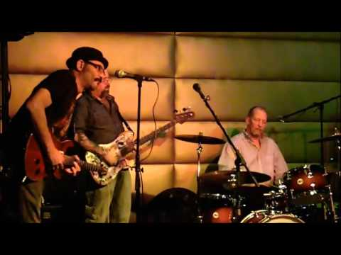 Toolshed The El Dorado  ~  Charles Bond ~ Buzzsaw Fowler & Friends