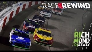 Martin Truex Jr. wins second NASCAR Playoffs race at Richmond Raceway: Race Rewind