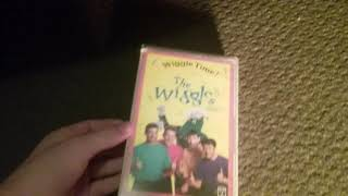 VHS Review Season 1 Episode 7 The Wiggles Wiggle Time 1993 VHS