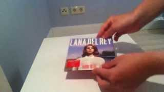 Lana Del Rey - Born To Die (Deluxe Edition) (Unboxing) HD