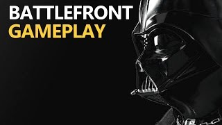 Follow Your Lord (Star Wars Battlefront Gameplay)