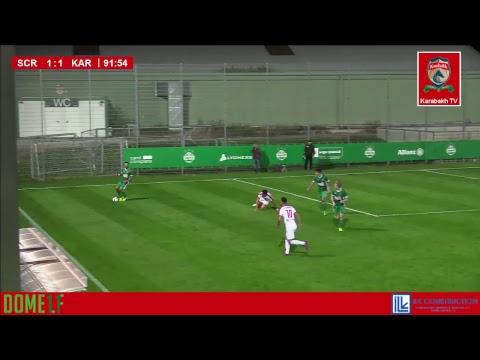 08.09.17 SK Rapid Wien II - FC Karabakh