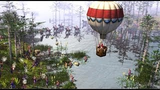 Age of Empires III - Ein harter Kampf - Multiplayer Gameplay [Deutsch/HD]