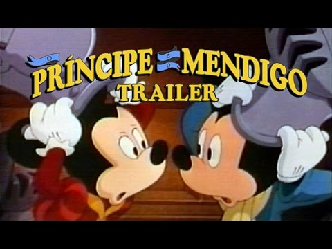 ''El Principe y el Mendigo'' 1990 audio latino   Doovi