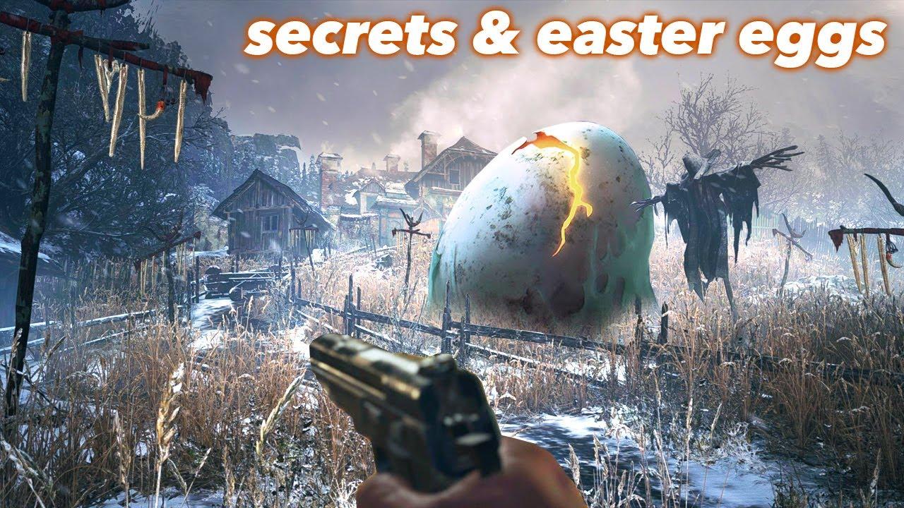 Download 20 Dumb & SECRET Things You Missed In Resident Evil 8: Village